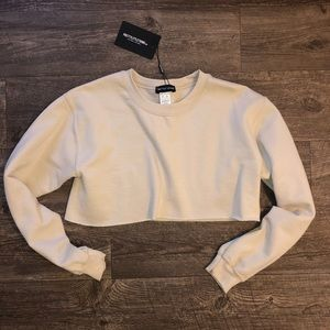 PLT | Ultimate Cropped Sweater